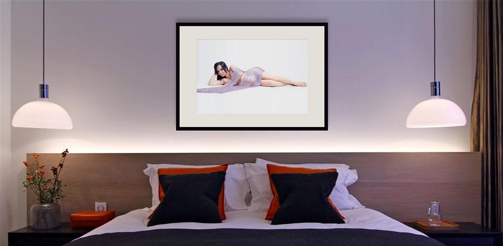 Foto Gigante de 30x45 cm para embarazadas